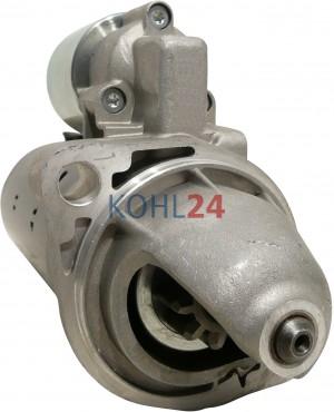 Anlasser BPM Motor Ferrari Goldoni Slanzi Motor Bosch 0001109032 0001109047 0001314003 0001354200 Magneti Marelli MT21H-1,8/12S9 12 Volt 1,6 KW