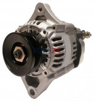 Lichtmaschine Bobcat Ingersoll Rand Kubota Motor D1105 V1505 16678-64010 16678-64011 16678-64012 16678-64013 Steiner Denso 100211-4730 14 Volt 40 Ampere