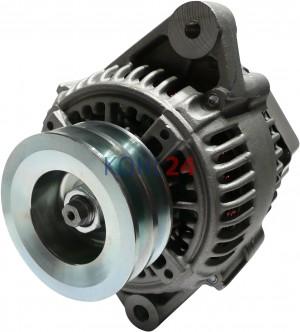 Lichtmaschine Yanmar Motor 6LP 119773-77200 Denso 101211-9940 14 Volt 80 Ampere