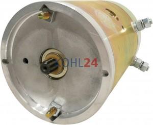 DC-Motor Fenner Stone Natl Liftgate SPX Fluid Power Iskra 11.212.385 AMJ5580 IM0185 Mahle MM181 12 Volt 1,4 KW