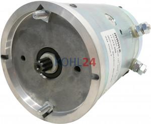 DC-Motor Fenner Stone Natl Liftgate SPX Fluid Power Iskra 11.212.385 AMJ5580 IM0185 Mahle MM181 12 Volt 1,4 KW Original Iskra Letrika (Mahle)