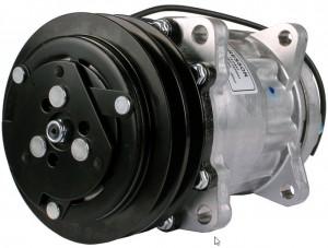 Klimakompressor Deutz-Fahr 001103234 Massey-Ferguson 001103234 01103234 1103234 3550921M91 4234471M1 Renault 6005016248 Lucas ACP698 Sanden 7851 7877 8019 SD7H15-7851 SD7H15-7877 SD7H15-8019 12 Volt