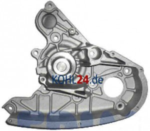 Wasserpumpe Citroen Iveco Peugeot passend für Fiat-Modell Ducato passend für Iveco-Modelle Daily II Daily III 504033770 504033770 504323990 5802102046 504033770
