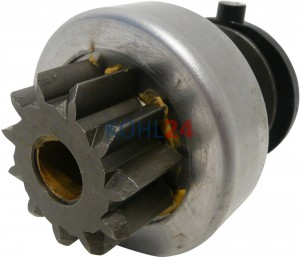 Ritzel für Anlasser der 0001109...-Serie 0001218...-Serie 0001223...-Serie Bosch 6033AD0061