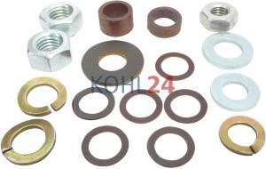 Teilesatz für Anlasser der 00016.....-Serie Klemme 30/31 Bosch 2007011024
