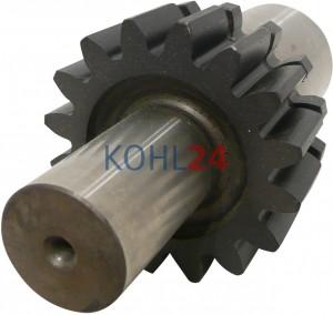 Stirnrad für Anlasser der 00016.....-Serie Bosch 2006310003