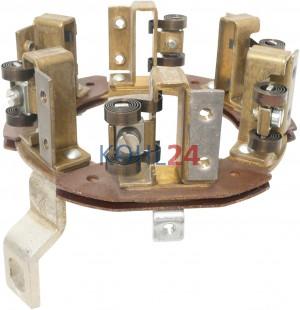Bürstenhalter für Anlasser der 00016.....-Serie Bosch 2004335080 24 Volt