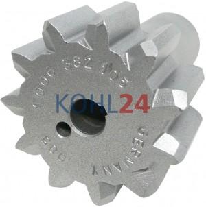 Ritzel für Anlasser 0001601029-Serie Bosch 1006382105 11 Zähne