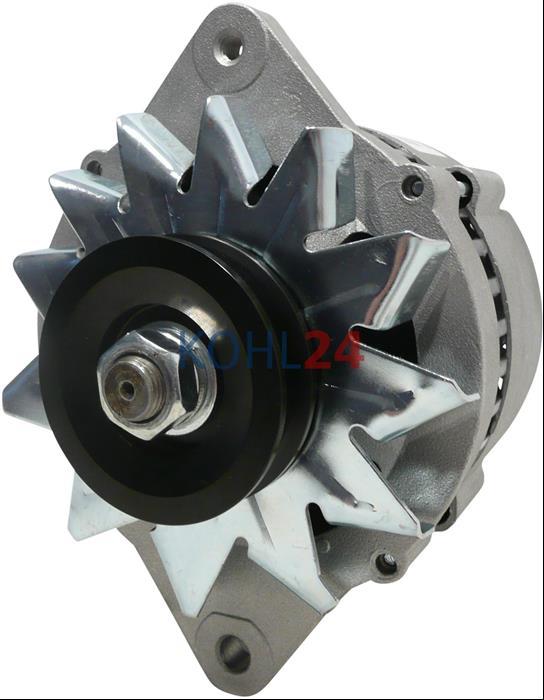 Lichtmaschine Yanmar Motor Marine Hitachi LR155-20 14 Volt 55 ...