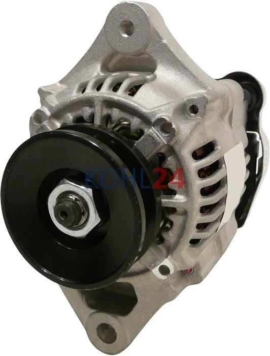 Lichtmaschine Case Kubota Motor Toro Denso 100211-1670 100211-4520 ...