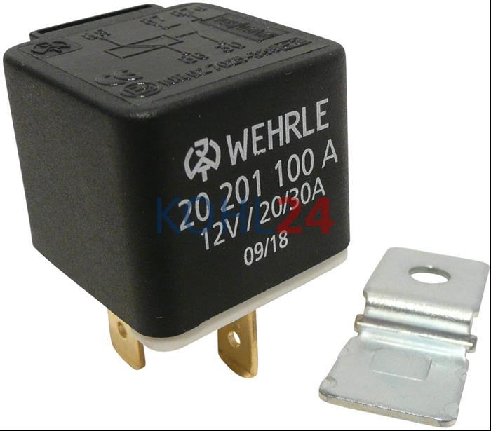 relais 12 volt 20 ampere 30 ampere bosch 0332100011. Black Bedroom Furniture Sets. Home Design Ideas