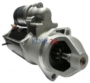 Anlasser KHD Deutz Motor BF4L1011 BF4M1011 F3L1011 F4L1011 F4M1011 Liebherr Bosch 0001231006 0001368077 usw. 24 Volt 4,0 KW