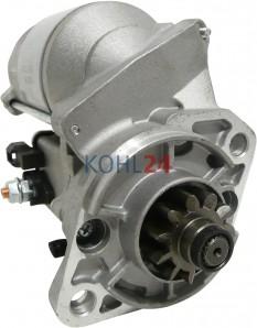 Anlasser Kubota Motor V1902 V2202 S2200 S2800 usw. Denso 228000-4741 usw. 12 Volt 2,0 KW