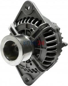 Lichtmaschine John Deere AT300167 AT387574 SE501838 KHD Deutz 04907092 Bosch 0124655013 0986048587 28 Volt 100 Ampere Made in Germany