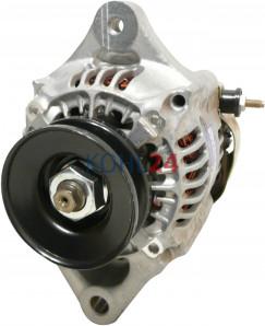 Lichtmaschine Bobcat Ingersoll Rand Kubota Motor D1105 V1505 16678-64010 16678-64011 16678-64012 16678-64013 Steiner Denso 100211-4730 100211-4731 14 Volt 40 Ampere Original Denso