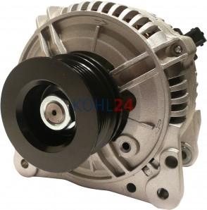 Lichtmaschine MWM-Diesel VW LT Transporter California Caravelle Multivan T4 Bosch 0123505016 0123510026 0123515016 0986040360 14 Volt 120 Ampere