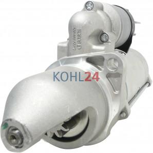 Anlasser John Deere RE526375 RE527400 Bosch 0001260001 0001260004 0986025790 12 Volt 4,0 KW Original Bosch