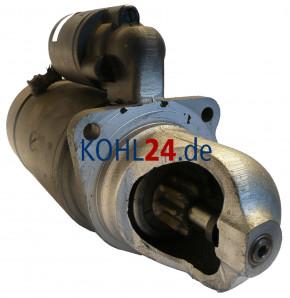 Instandsetzung Anlasser R001368002 24Volt