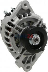 Lichtmaschine Citroen C1 Peugeot 107 Toyota Aygo 1.0 Bosch 0986081000 Denso 101210-1410 102211-8740 102211-8741 14 Volt 80 Ampere
