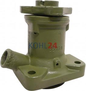 Wasserpumpe Fahr D12 D22P Güldner Motor 2DA Reparatur