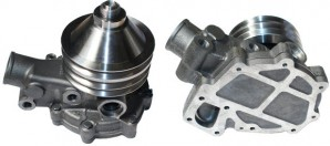 Wasserpumpe Massey-Ferguson MF Sisu Valtra Valmet 836866631 V836866631