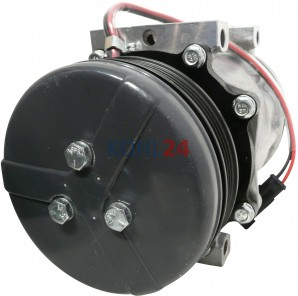 Klimakompressor Fiat 87519620 New Holland 87519620 Sanden 6092 8279 SD7H15-8279 12 Volt