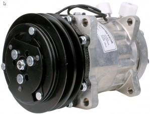 Klimakompressor Case 84018087 Deutz-Fahr 16045127 New Holland 82011594 Valmet 32838600 12 Volt