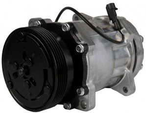 Klimakompressor Citroen Fiat 514470100 71721757 Peugeot 6453GS 6453NR 98462134 12 Volt