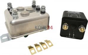 Gleichstromregler / Magnetschalter Bosch 0190208004 0190208012 0190219001 RS/ZD60...90/12/3 RS/ZD60...90/12A3 RS/ZDA60...90/12/3 14 Volt Nachbau