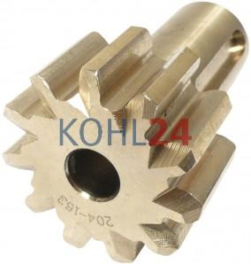 Ritzel Bronze für FKB Anlasser mit 11 Zähnen Bosch 2006383163