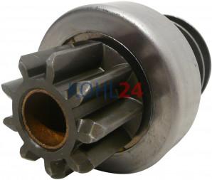 Ritzel Bosch für 0001354... Anlasser 9 Zähne 10 Splines rechts