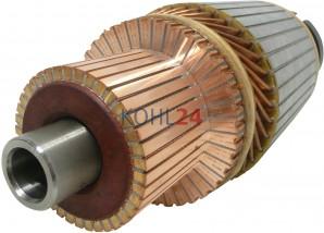 Anker für Bosch Anlasser QB 0001510...-Serie 24 Volt 2004006091 2004006101