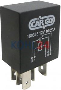 Relais 12 Volt 10 Ampere / 20 Ampere Bosch 0332017100 0332017101 0332017102 0332017104 0332017300 0332017302 0332017315 Wehrle 29201005