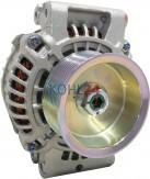 Lichtmaschine Scania LKW Motor Mitsubishi A004TR5692 A4TR5692 28 Volt 100 Ampere Original Mitsubishi Sonderposten
