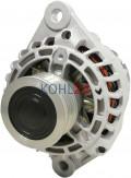 Lichtmaschine Alfa Romeo 159 1.9 JTDM Fiat Bravo Croma Grande Punto Stilo Opel Astra Signum Vectra Zafira 1.9 CDTI GTS Bosch 0124425100 Denso 102211-8640 102211-8641 102211-8642 102211-8650 102211-8651 102211-8652 14 Volt 120 Ampere Original Denso