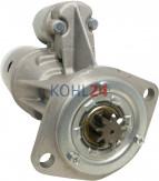 Anlasser Isuzu 4JB1 C190 C240 Hitachi S24-07 S25-121 S25-121A 24 Volt 3,5 KW Made in Germany