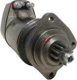 Anlasser Faun KHD Motor Liebherr MAN KAT I O&K Bosch 0001410087 0001410105 0001416032 0001416071 0986011480 Delco Remy Iskra Letrika IS9003 IS9113 24 Volt 5,4 KW