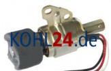 Stoppschalter Kubota D722 Z482 Synchro-Start Universal SA-4899-12 12 Volt