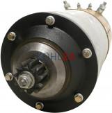 Anlasser Bosch KHD Deutz Motor Faun Bosch 0001600010 AL/FTB10/24R300SR 24 Volt 10,0 KW Made in Germany
