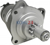 Anlasser Perkins Motor 4.209 4.236 4.248 6.354 CAV 1321292 1321F292 CA45F24-Y29M CA45G24-Y29M usw. 24 Volt 5,5 KW Made in Germany