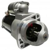 Anlasser DAF LKW CF65 LF45 LF55 Bosch 0001231017 0001231045 0986021190 24 Volt 4,0 KW