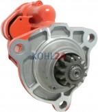 Anlasser Scania LKW Schnell BHKW Biogasanlage Bosch 0001241001 0001261001 0001261002 0001261025 0001261026 0001261027 0001261028 0001261105 0001261106 0986021480 24 Volt 5,5 KW Original Bosch Sonderposten