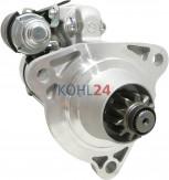 Anlasser Scania LKW Schnell BHKW Biogasanlage Bosch 0001241001 0001261001 0001261002 0001261025 0001261026 0001261027 0001261028 0001261105 0001261106 0986021480 24 Volt 6,0 KW Original Prestolite