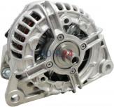 Lichtmaschine Fiat Ducato 11 15 17 20 Maxi Multijet Iveco CityClass Daily 35 40 45 50 55 60 65 70 Massif Scudato Bosch 0124325122 0986080060 14 Volt 110 Ampere