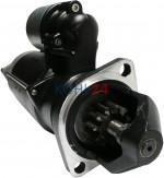 Anlasser Hanomag C218 C224 Perfekt 300 301 400 400E 401 R18 R223 R228 R24 Bosch 0001354036 0001354096 EJD1,8/12R76 12 Volt 3,0 KW