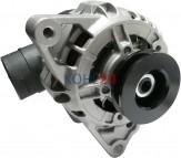 Lichtmaschine Iveco Daily 30 35 49 59 A40 A45 A49 Scudato Bosch 0123315500 0123315503 0986041970 0986041980 14 Volt 90 Ampere