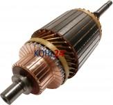 Anker für Anlasser der EJD-Serie 0001354...-Serie Bosch 2004004072 2007031003 12 Volt 2,4 KW Schnelllaufanker