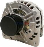 Lichtmaschine Skoda Superb Yeti VW CC Passat 1,9 2,0 TDI Crafter Mercedes-Benz Bosch 0124625010 0124625028 usw. 14 Volt 180 Ampere