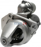 Anlasser MAN TGL TGM LKW 0001231035 0986023210 24 Volt 4,0 KW Original Bosch