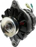 Lichtmaschine Komatsu Linde Stapler Volvo EC Yanmar Motor Hitachi LR160-743 14 Volt 60 Ampere Made in Germany